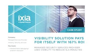 Ixia Vision Network Packet Brokers (NPBs) - Calabasas