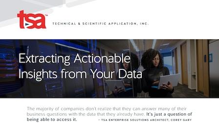 Analytics – TSA, Inc